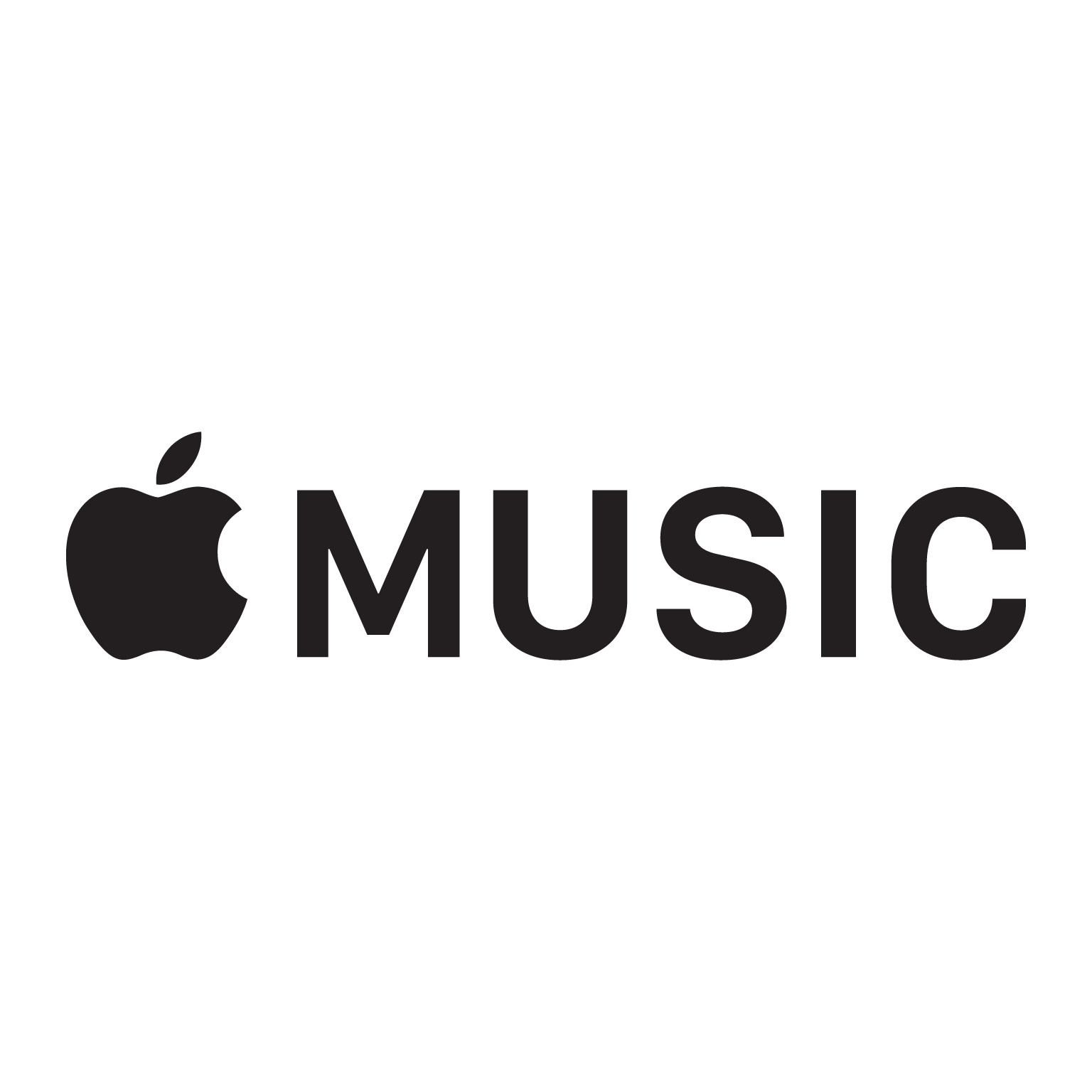 Logo Apple Music - Logos PNG