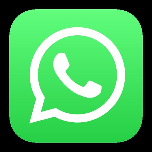 whatsapp logo verde ios android 512x512